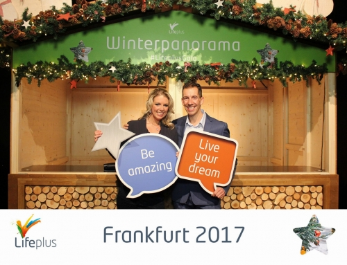 PhotoBooth Eventtool für Lifeplus in Offenbach