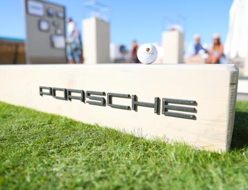 Foto-Promotionaktion für die Agentur Imagency für Porsche in Hamburg