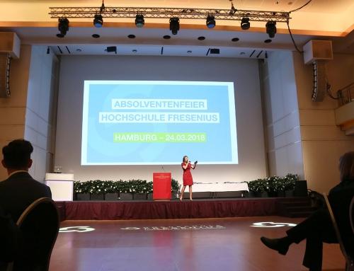 Event-Sofort-Fotodruck & Eventfotoreportage für die Hochschule Fresenius
