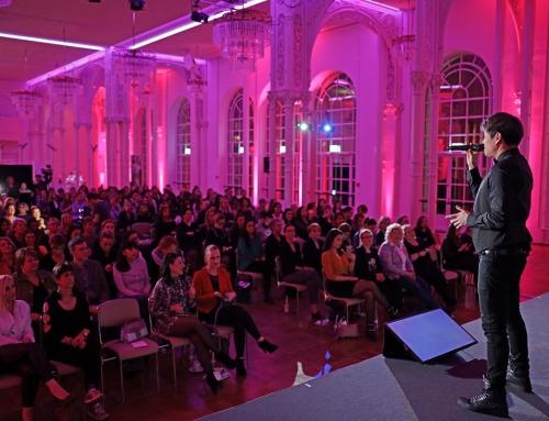 Eventreportage der Coty Spring-Tour in Köln