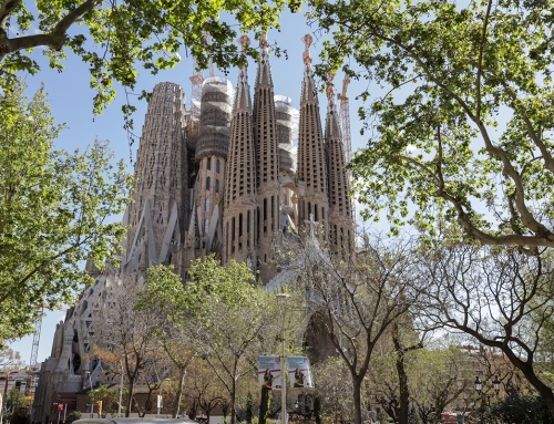 Fotoreportage in Barcelona 05.04.2019